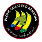Pacific Coast Bananas Logo
